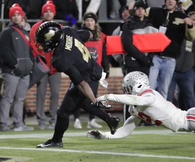 Former Trinity star Rondale Moore declares for 2021 NFL Draft