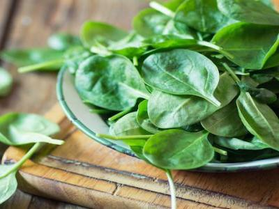 Eat your spinach: This plant can help arthritis patients maintain strong bones