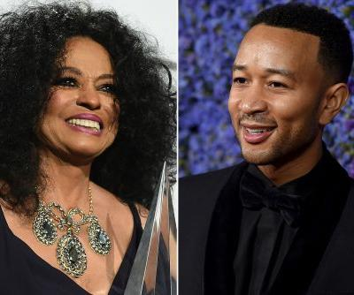 Diana Ross and John Legend set for Macy's Thanksgiving Parade