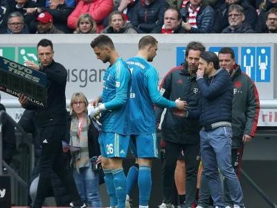 Diagnosis: Manuel Neuer suffers mild strain, Mats Hummels only a pulled muscle
