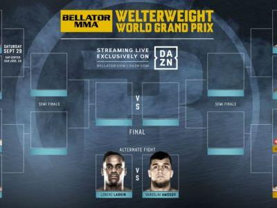 SN exclusive: Bellator welterweight grand prix is set, highlighted by Page vs. Daley grudge match