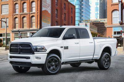 Ram shows its dark side with Night editions of its heavy-duty 2500 and 3500 models