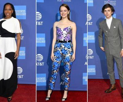 Emily Blunt, Emma Stone and more shine on Palm Springs Film Festival red carpet