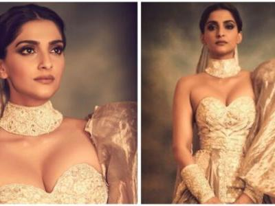 Cannes 2019: Sonam Kapoor brings Indian royalty to French Riviera in modern maharani gown. See pics