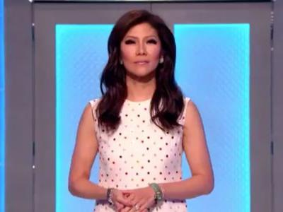 Watch The Talk's Julie Chen Give An Emotional Farewell On Her Last Day