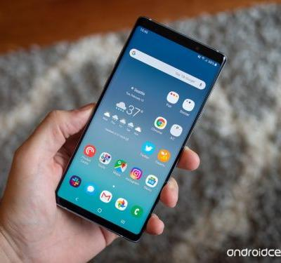 Samsung One UI review: Still Samsung's software