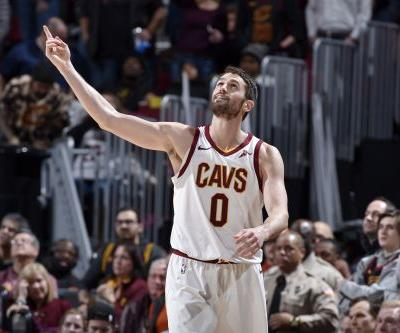 Report: Kevin Love in Hot Water with Cavs Teammates