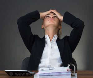 Overworked? Well Your Eyes Can Tell: Study
