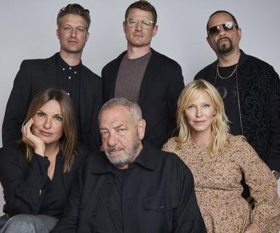Dick Wolf on why 'Law & Order: SVU' isn't going anywhere