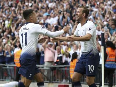 Finally! Kane ends August hoodoo in Premier League