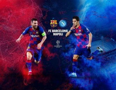 How to watch Barcelona vs Napoli Champions League live stream