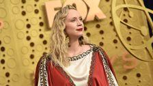 Gwendoline Christie's Emmys Look Is Giving Us Queen Of Westeros Vibes