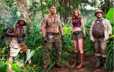 People Are Already Saying The Rock's New 'Jumanji' Movie Looks Awesome