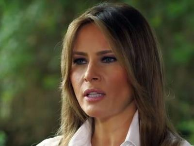 Melania Returns to White House for Christmas After Trump's 'All Alone ' Tweet