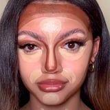 The Coolest Makeup-Contouring Videos on TikTok, Because Why Do It the Normal Way?
