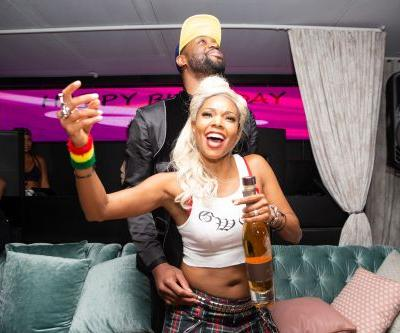 Gabrielle Union Dresses Up Like Gwen Stefani For Epic '90s-Themed Birthday Party -And Performs With Lil' Kim!