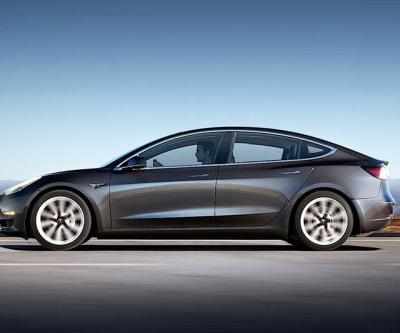 Tesla Finally Hits Elon Musk's Model 3 Target