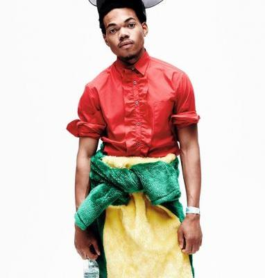 Listen to Chance the Rapper's feature-filled new album, The Big Day