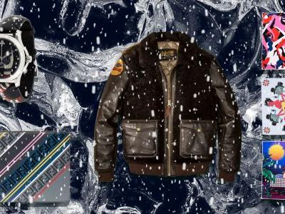 Hunger's Christmas GIFt Guide 2018: The Menswear Edit