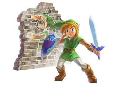Toon Link almost starred in A Link Between Worlds, A Link Between Worlds Link almost starred in Tri-Force Heroes