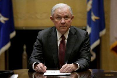 Attorney General Sessions may have to recuse himself from the investigation into Russia's ties with Trump
