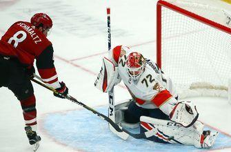 Sergei Bobrovsky's 36-save performance fuels Panthers' 2-1 road win over Coyotes