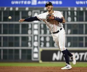 Back to back to back: 3 straight HRs propel Astros to win