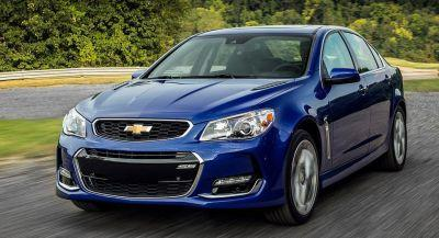 Better Act Fast: Chevy SS Order Books Close This Month