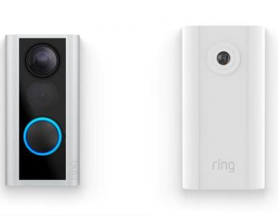 Ring is making a peephole camera and a bunch of new outdoor smart lights