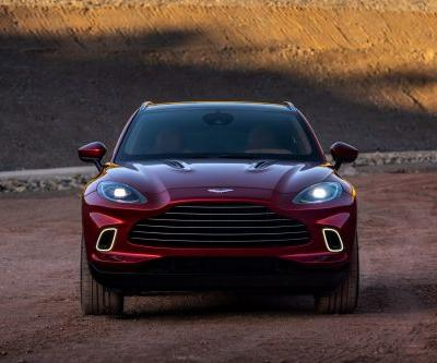 Aston Martin DBX SUV Is Official