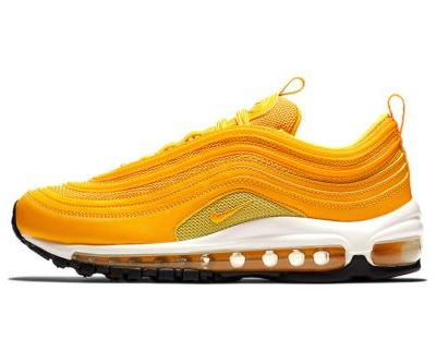 "Nike Gives the Air Max 97 a Tonal ""Mustard"" Makeover"
