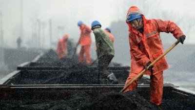 China Suspends Coal Imports From North Korea, Dealing A Blow To Pyongyang