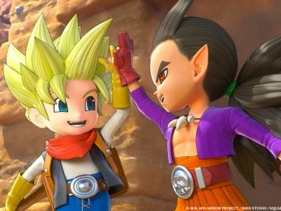 Dragon Quest Builders 2 multiplayer - does it have split-screen? How to play online