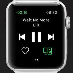 Spotify launches standalone app for Apple Watch