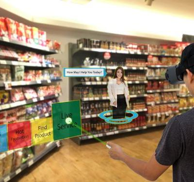Walmart Brings Virtual Reality to Retail With Purchase of Spatialand