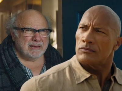 Danny DeVito Is The Rock: Jumanji 3's Big Twist Is Bonkers Brilliance