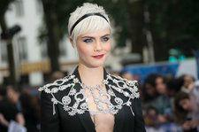 Cara Delevingne Is the Drummer of Alt-Rock Group in 'Her Smell' Film: See the Music Video