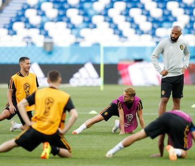 At World Cup, Giroud aims to prove Henry wrong