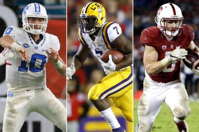 Where all of NFL's next stars land in our last mock draft