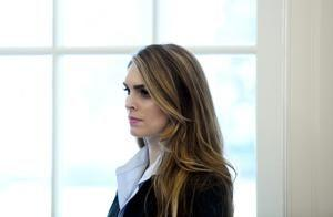 Fox hires ex-Trump aide Hope Hicks as executive VP and top communications officer