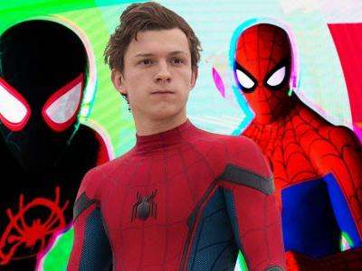 Tom Holland Reveals New Details About His Scrapped Spider-Verse Cameo