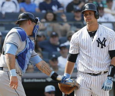 Gary Sanchez is that much closer to Yankees return