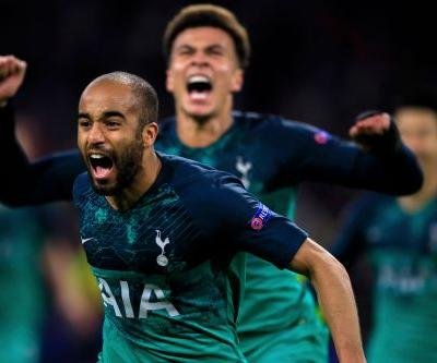 Ridiculous rally puts Tottenham in Champions League final