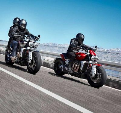 2020 Triumph Rocket 3 R And Rocket 3 GT First Look