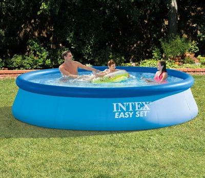 This Amazing Inflatable Pool Feels Like the Real Thing, and It's Only $70 on Amazon!