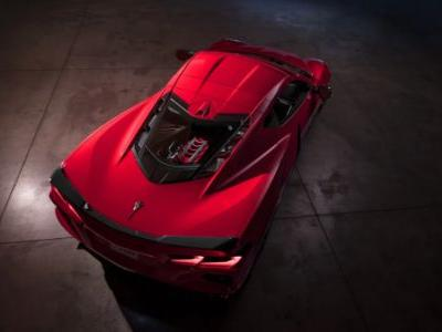 The 2020 C8 Corvette Is Almost Sold Out