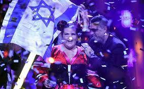 Israel is hosting the popular Eurovision song contest