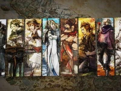 July's NPD chart sees Octopath Traveler take the top spot