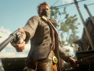 New Red Dead Redemption 2 Screenshots Show Off Gun Customization And Dead Eye System