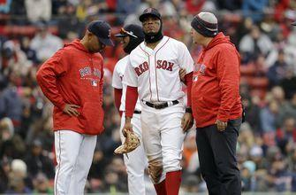 Red Sox SS Bogaerts going on DL with cracked bone in ankle